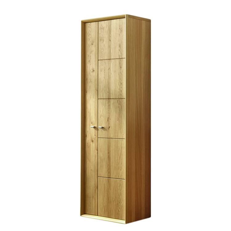 armoire d 39 entr e rubano i ch ne mat ch ne sauvage partiellement massif. Black Bedroom Furniture Sets. Home Design Ideas