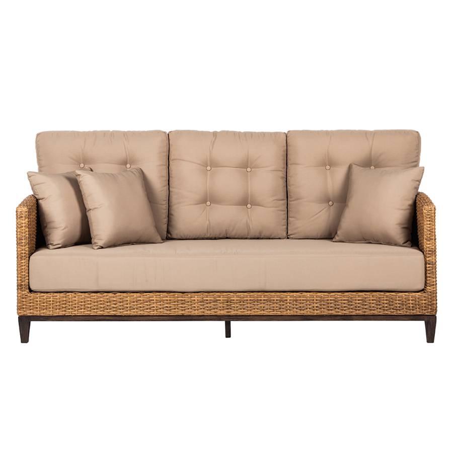 Polyrattan Sitzer Style : Jetzt bei home einzelsofa von ch teau garden