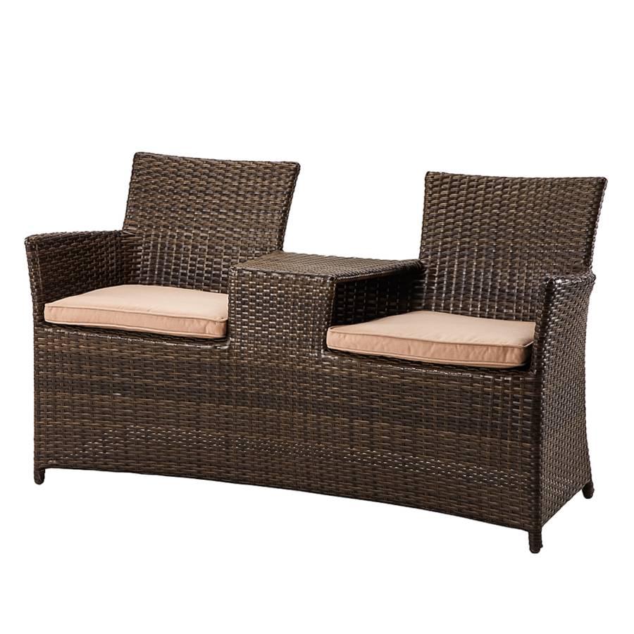 love chair sumatra sun polyrattan home24. Black Bedroom Furniture Sets. Home Design Ideas