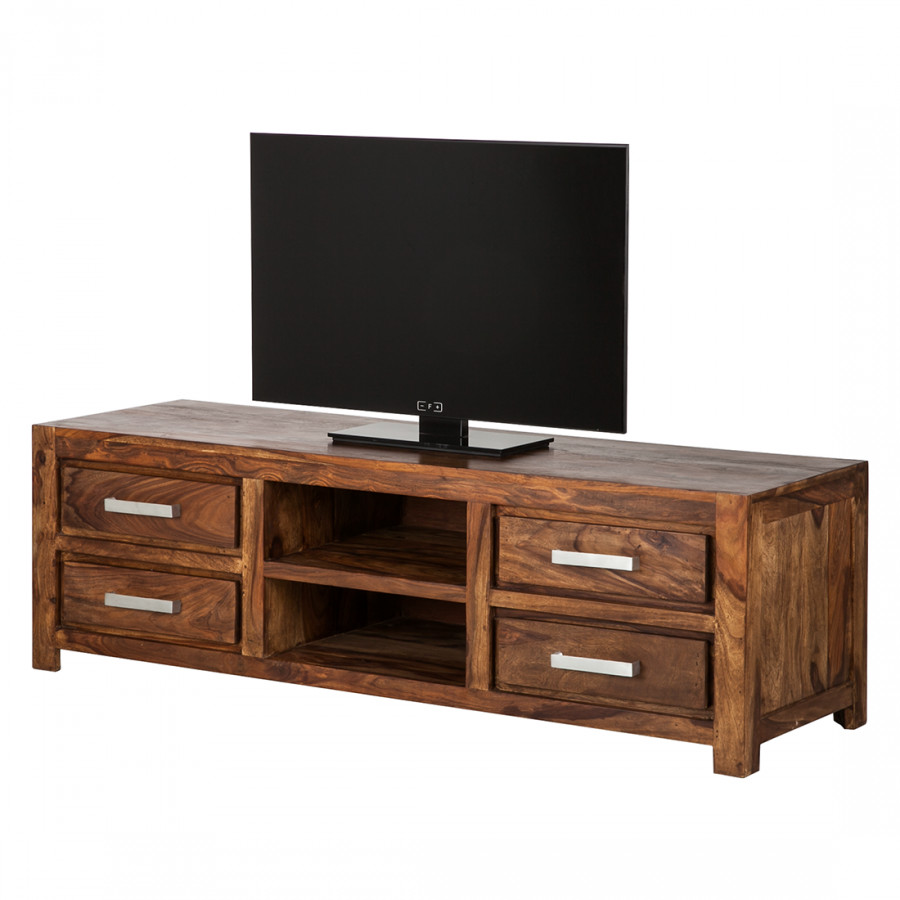 Buffet bas tv ohio landhaus bon prix en ligne for Buffet bas tv