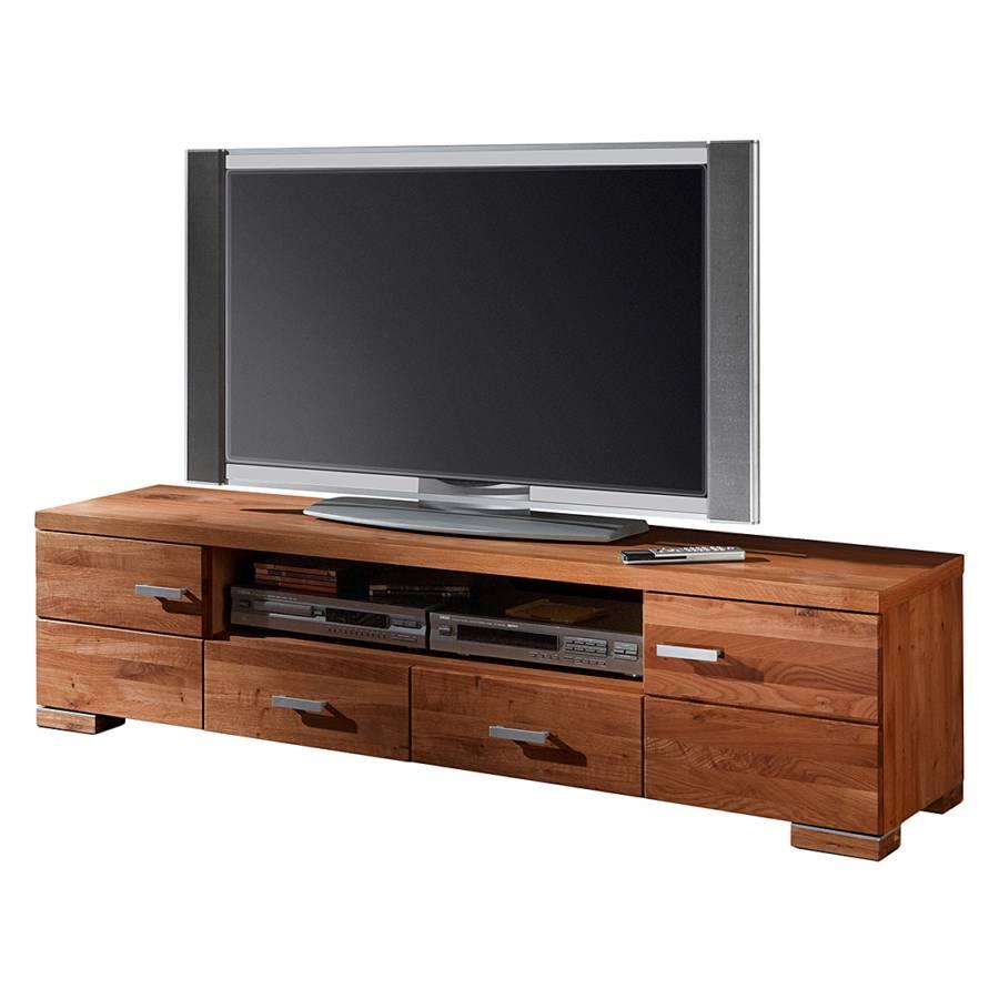 Meuble Tv Bas Bellinzona Pour Un Foyer Champ Tre Moderne