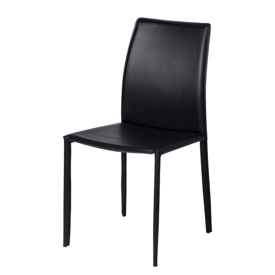 Chaise de salle a manger noir images for Chaise de salle a manger