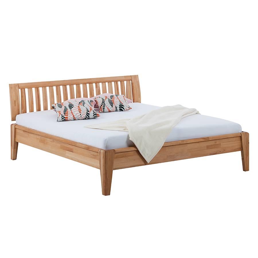 Bedframe van ars natura bij home24 bestellen - Massief houten platform bed ...