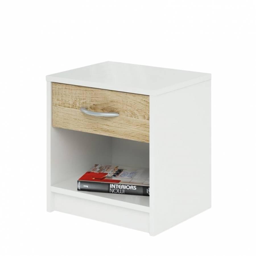 nachtkommode von california bei home24 bestellen home24. Black Bedroom Furniture Sets. Home Design Ideas