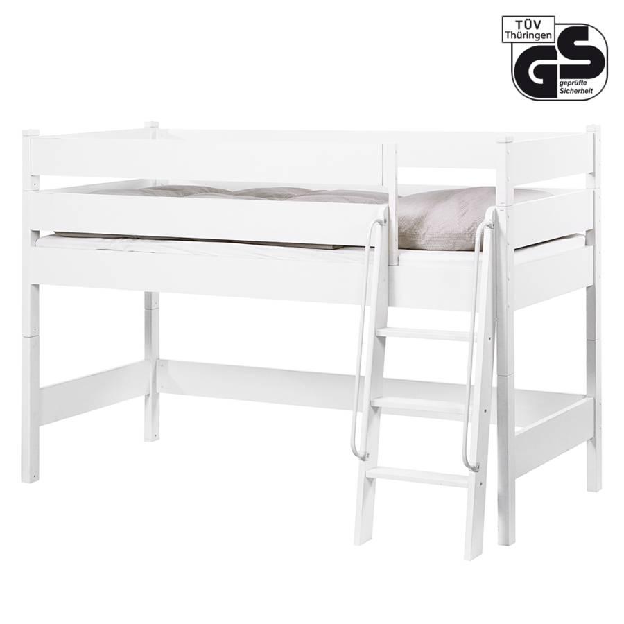 roba hochbett f r ein modernes kinderzimmer home24. Black Bedroom Furniture Sets. Home Design Ideas