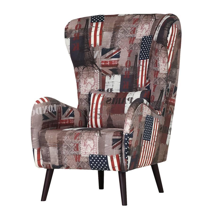 furnlab ohrensessel f r ein modernes zuhause home24. Black Bedroom Furniture Sets. Home Design Ideas