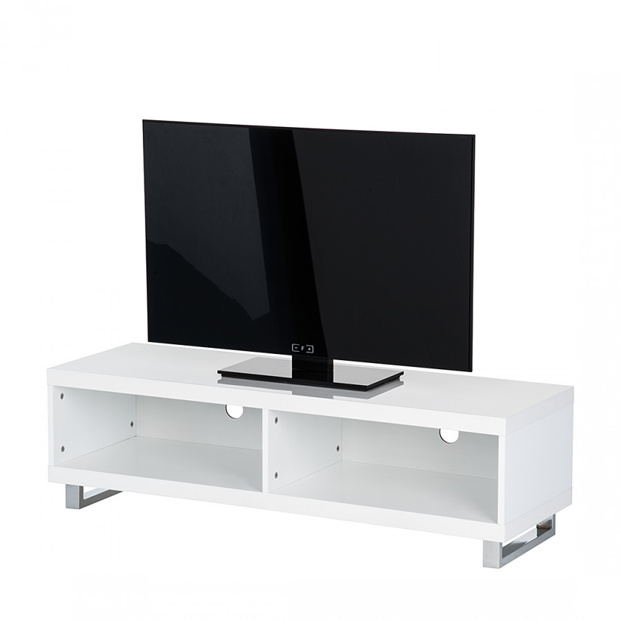 tv lowboard oslo in hochglanz wei lackiert online kaufen. Black Bedroom Furniture Sets. Home Design Ideas