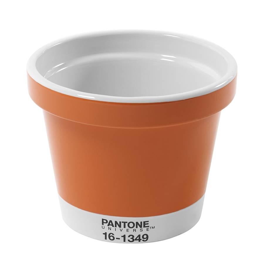 pot de fleurs pantone iii orange. Black Bedroom Furniture Sets. Home Design Ideas