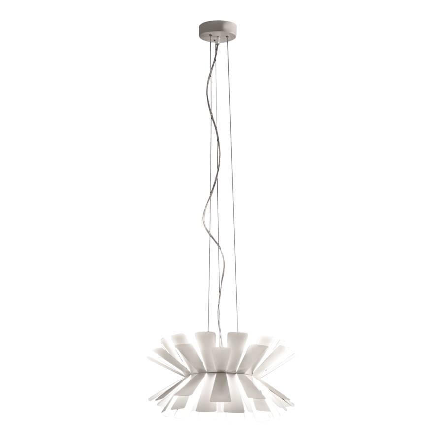 pendelleuchte elettra glas metall home24. Black Bedroom Furniture Sets. Home Design Ideas