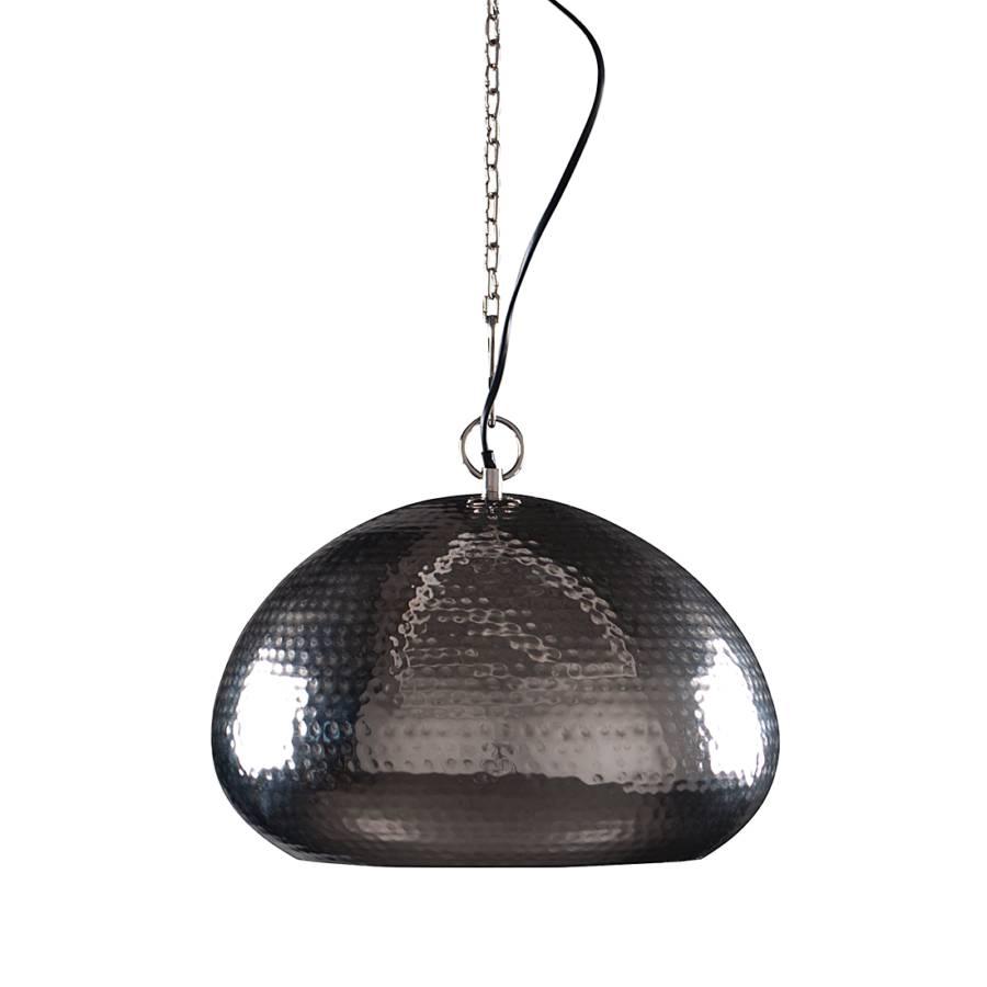 pendelleuchte hamme oval nickel home24. Black Bedroom Furniture Sets. Home Design Ideas