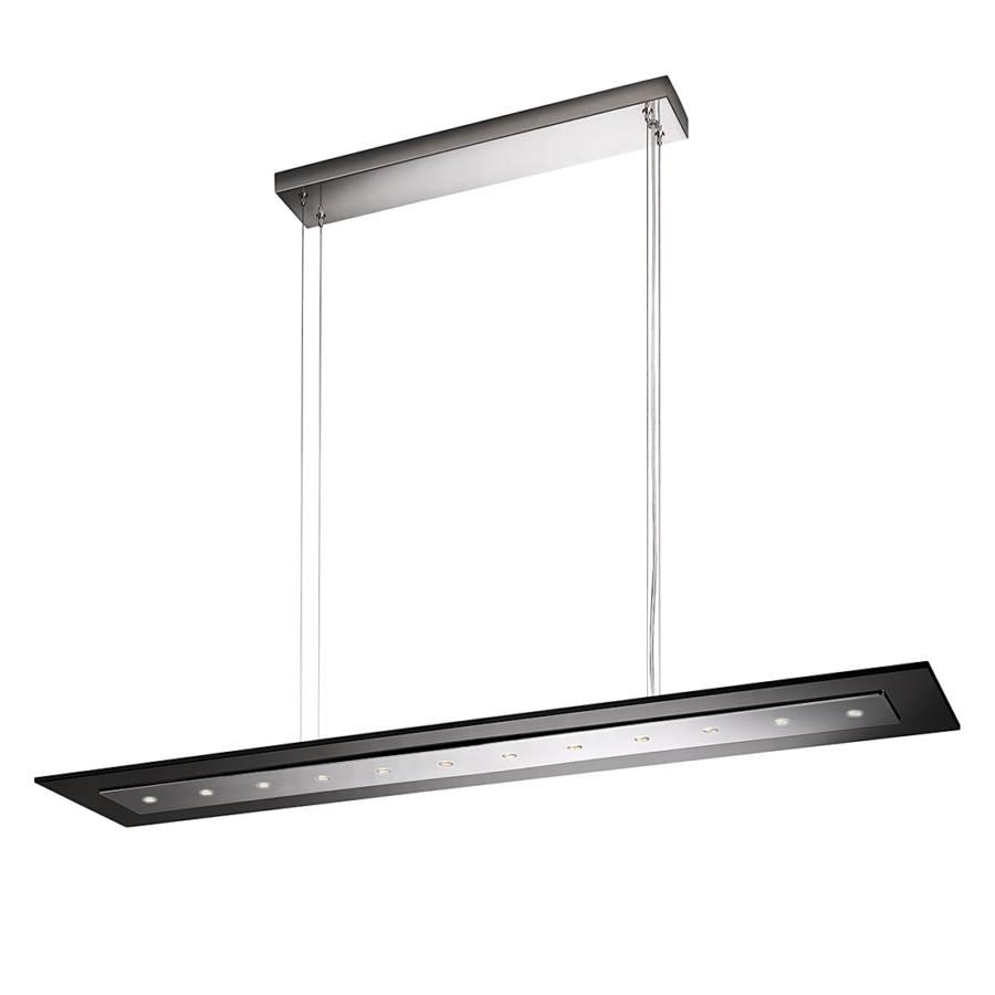 pendelleuchte instyle chrom glas home24. Black Bedroom Furniture Sets. Home Design Ideas