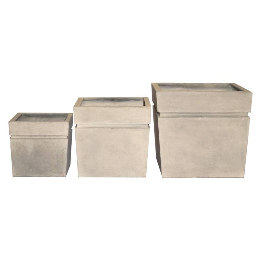pflanzk bel cornish stone kunststoff home24. Black Bedroom Furniture Sets. Home Design Ideas