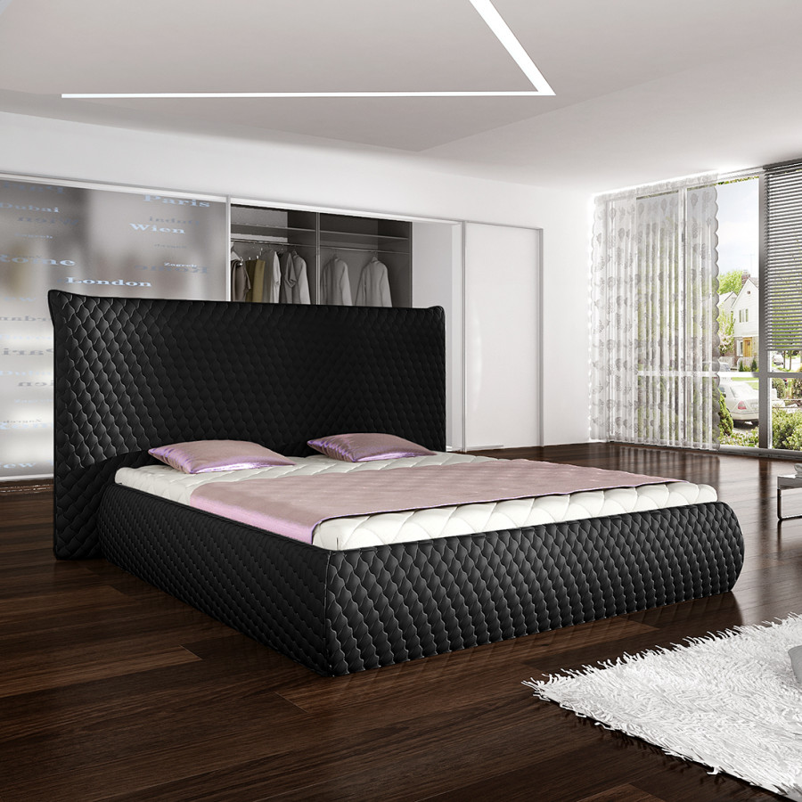 jetzt bei home24 bett von roomscape home24. Black Bedroom Furniture Sets. Home Design Ideas