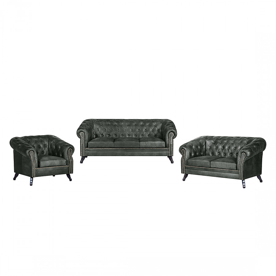 maison belfort chesterfield sofa f r ein klassisches heim home24. Black Bedroom Furniture Sets. Home Design Ideas