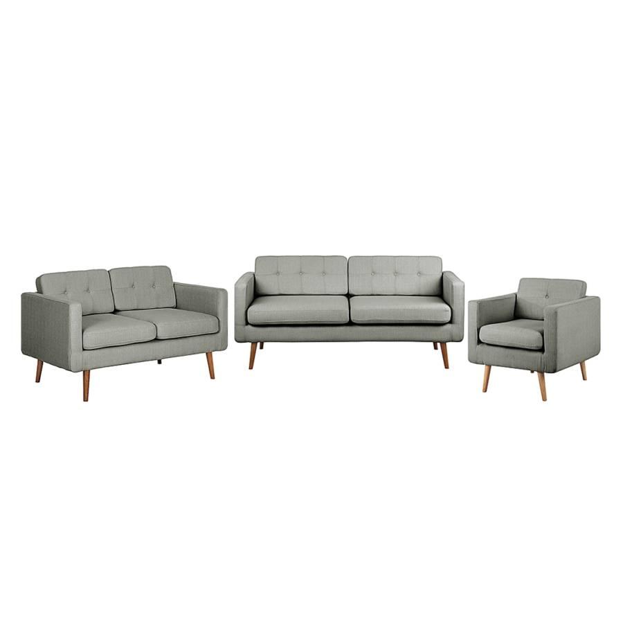 m rteens 3 2 1 polstergarnitur f r ein klassisch modernes heim home24. Black Bedroom Furniture Sets. Home Design Ideas
