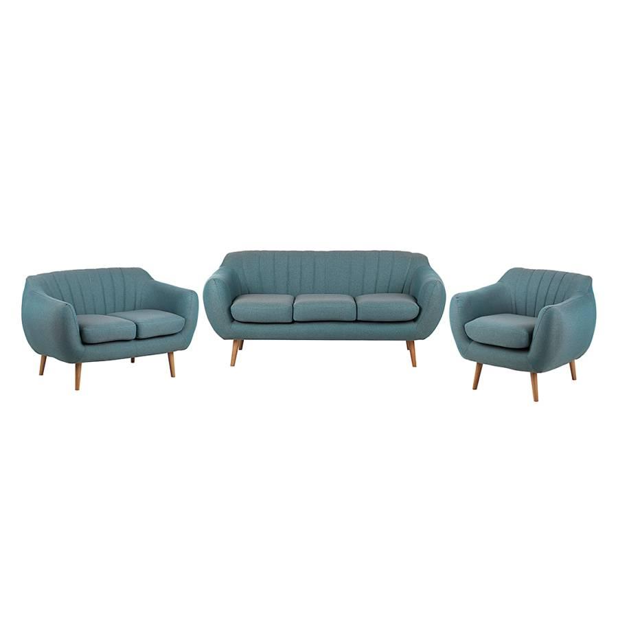 m rteens 3 2 1 polstergarnitur f r ein modernes heim home24. Black Bedroom Furniture Sets. Home Design Ideas