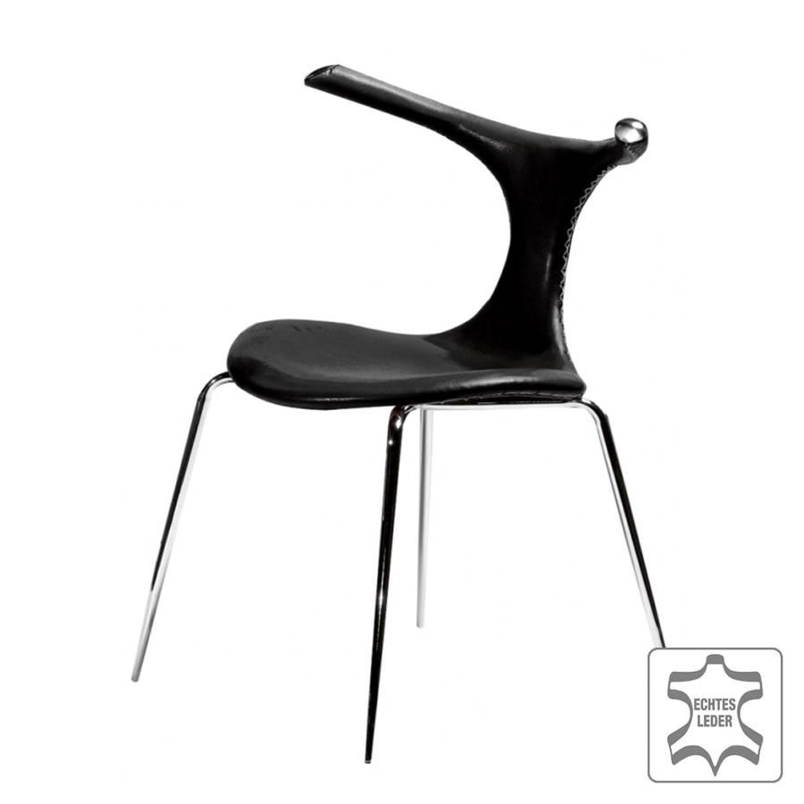 polsterstuhl taurus 4er set echtleder home24. Black Bedroom Furniture Sets. Home Design Ideas