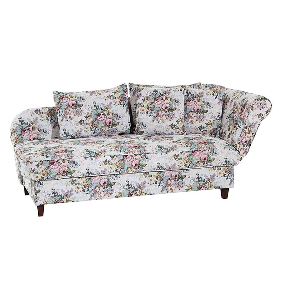 recamiere luise mit schlaffunktion gobelinstoff. Black Bedroom Furniture Sets. Home Design Ideas