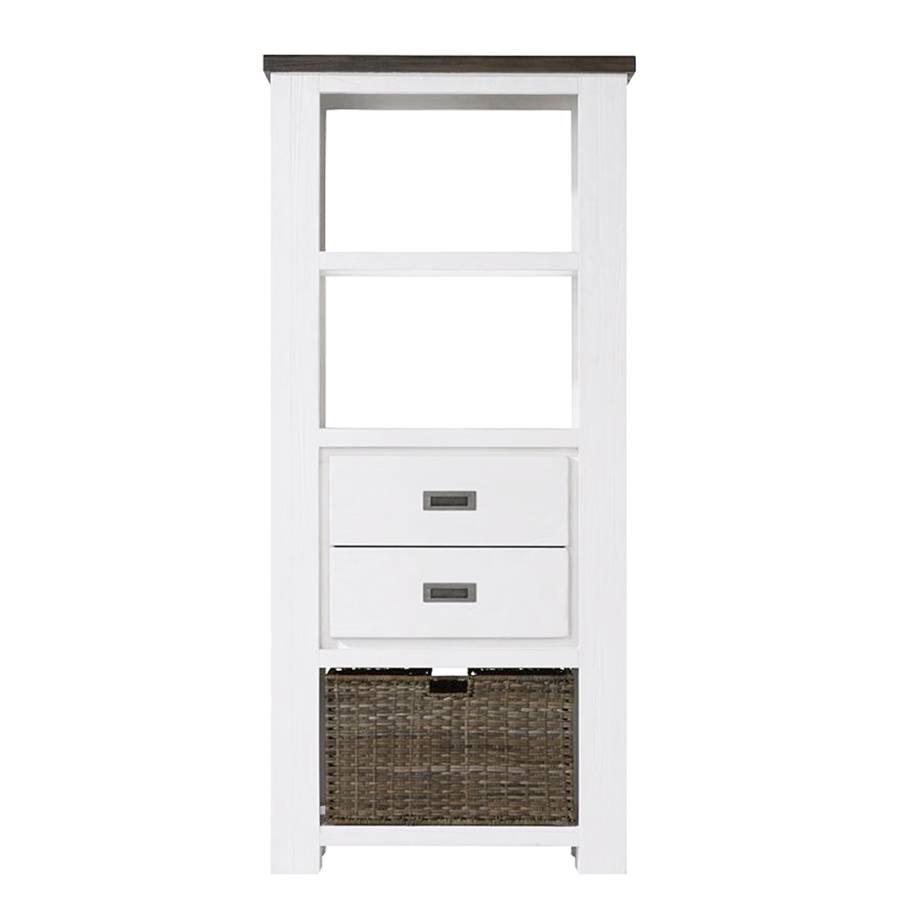 jetzt bei home24 beistellregal von habufa home24. Black Bedroom Furniture Sets. Home Design Ideas