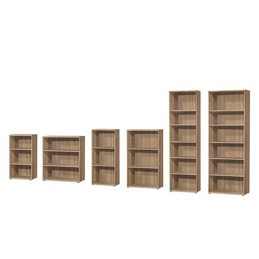 regal baseline sonoma eiche dekor home24. Black Bedroom Furniture Sets. Home Design Ideas