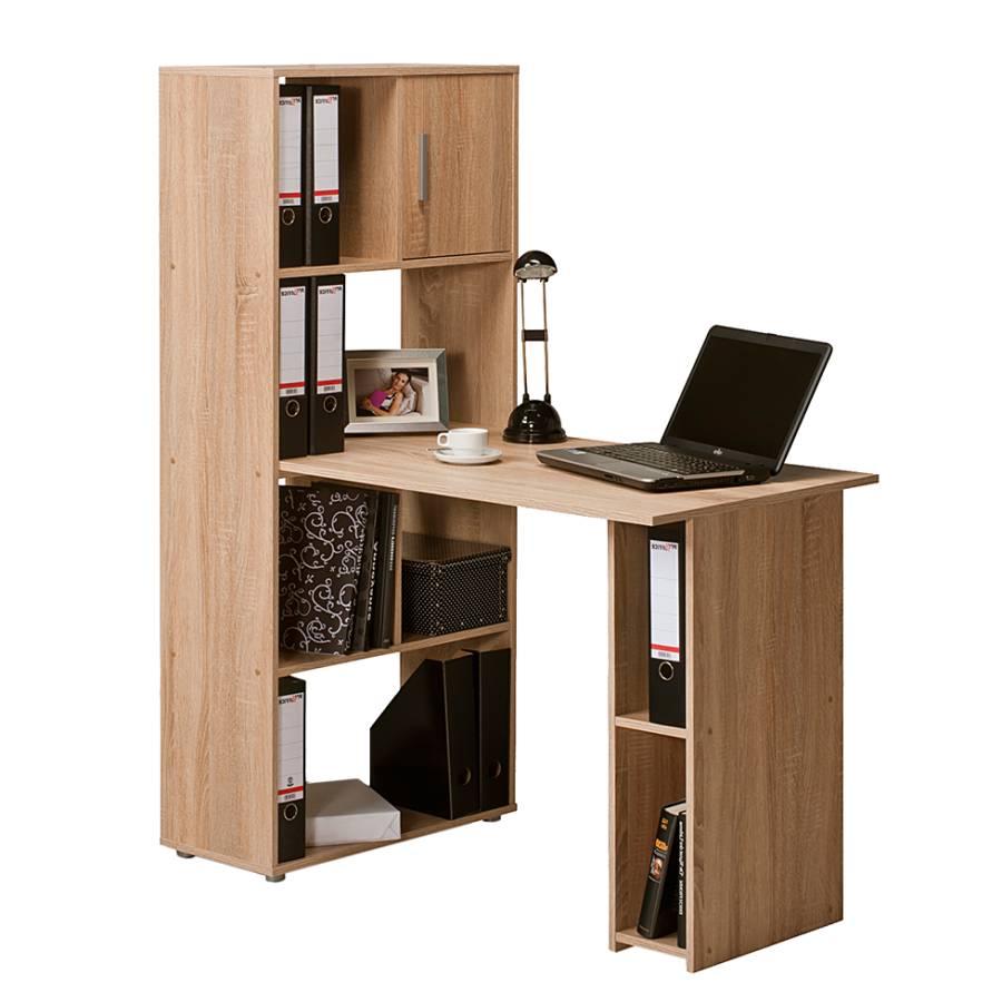 jetzt bei home24 computertisch von k nigstein. Black Bedroom Furniture Sets. Home Design Ideas