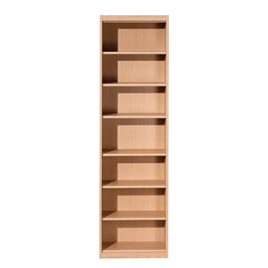 cs schmal b cherregal f r ein klassisches heim home24. Black Bedroom Furniture Sets. Home Design Ideas