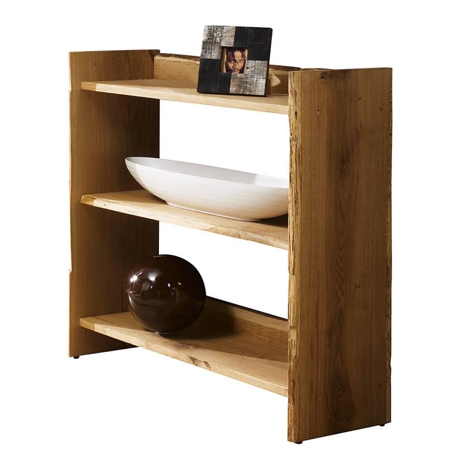 regal woodkid i eiche massiv home24. Black Bedroom Furniture Sets. Home Design Ideas