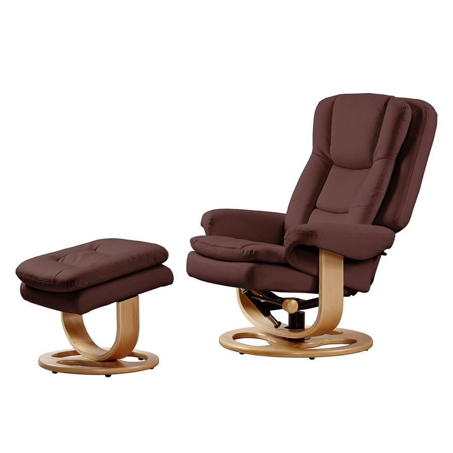 relaxsessel parap mit hocker microfaser home24. Black Bedroom Furniture Sets. Home Design Ideas