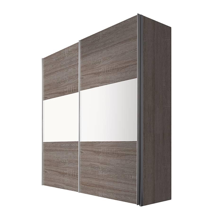 Armoire 100 cm porte coulissante maison design for Porte coulissante 150 cm