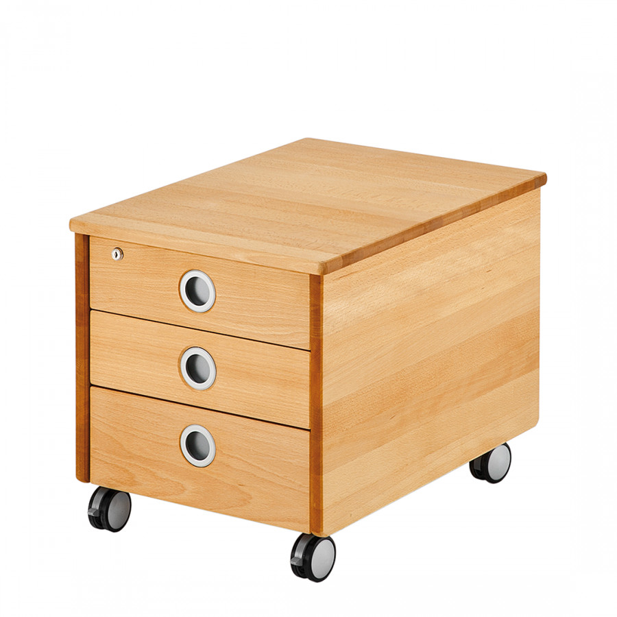 rollcontainer condo buche massiv home24. Black Bedroom Furniture Sets. Home Design Ideas
