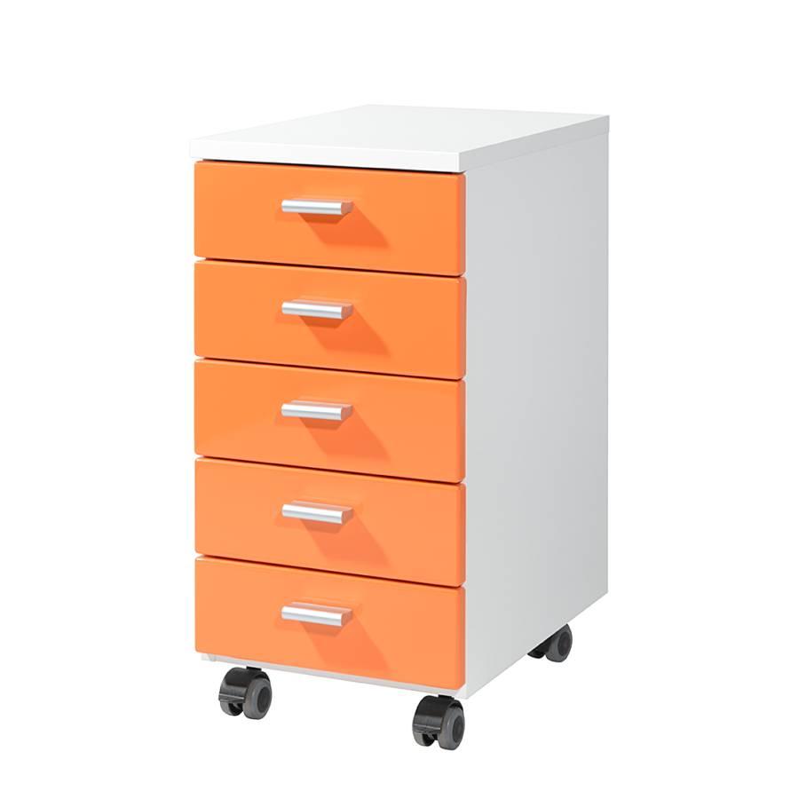caisson roulettes colour. Black Bedroom Furniture Sets. Home Design Ideas
