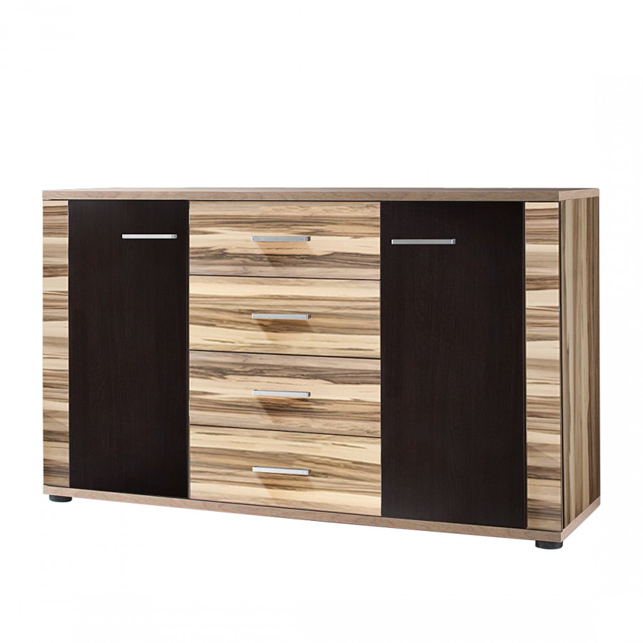 sideboard baltimore walnuss ihr traumhaus ideen. Black Bedroom Furniture Sets. Home Design Ideas