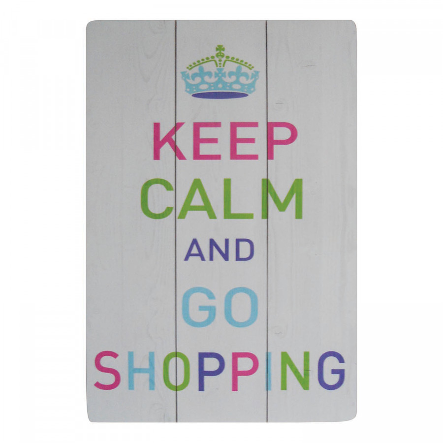 Afbeelding Shopping - wit   home24.nl