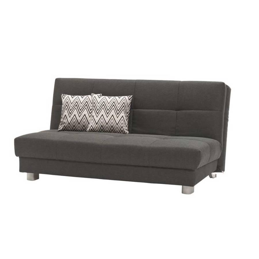 schlafcouch vildas grau home24. Black Bedroom Furniture Sets. Home Design Ideas