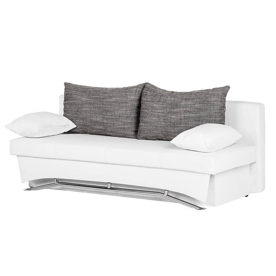 Divano letto bonita bianco home24 for Divano letto bianco