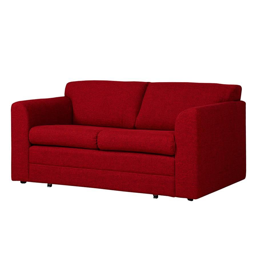 Einzelsofa von roomscape bei home24 bestellen home24 for Schlafsofa rot