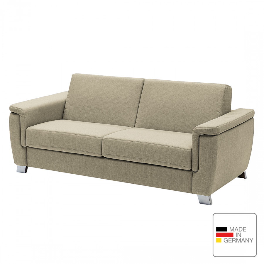 Clic clac design pidaro i cr me for Schlafsofa kaltschaum