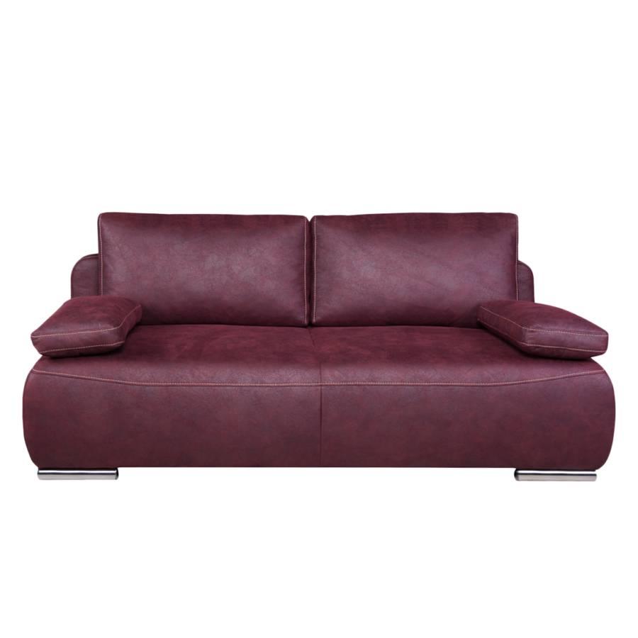 schlafsofa prince kunstleder home24. Black Bedroom Furniture Sets. Home Design Ideas