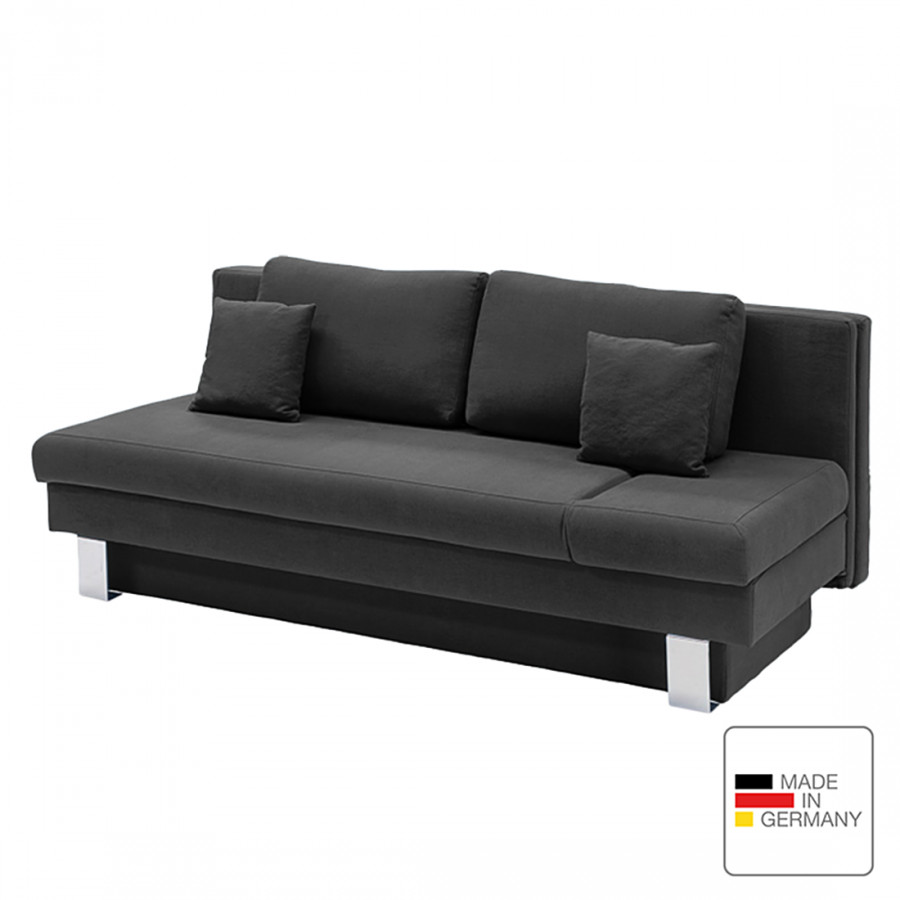 Canap convertible pas cher tabor anthracite - Canape convertible pas cher livraison gratuite ...
