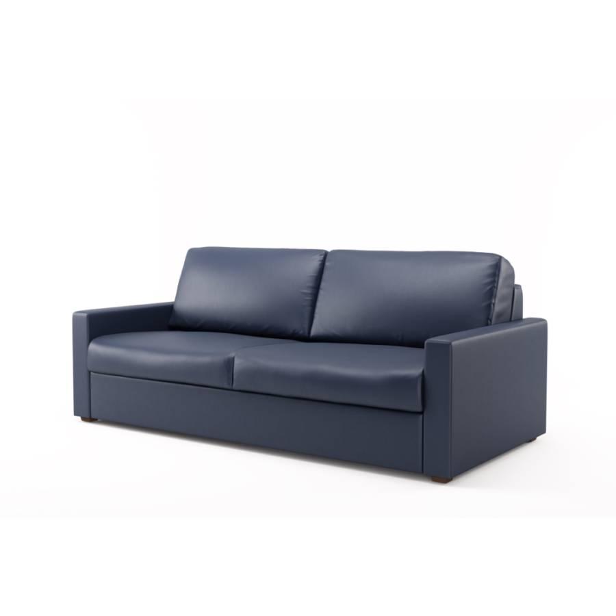 schlafsofa leder schlafsofa schlafcouch katana 2 sitzer. Black Bedroom Furniture Sets. Home Design Ideas