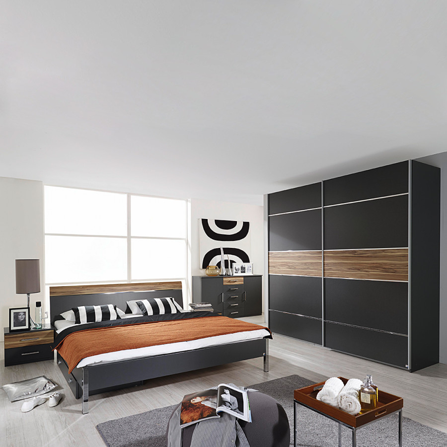 schlafzimmer set cretone 4 teilig alpinwei online kaufen home24. Black Bedroom Furniture Sets. Home Design Ideas