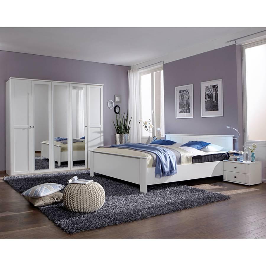 Ensemble de chambre coucher cecilie petit mod le for Des modeles de chambre a coucher