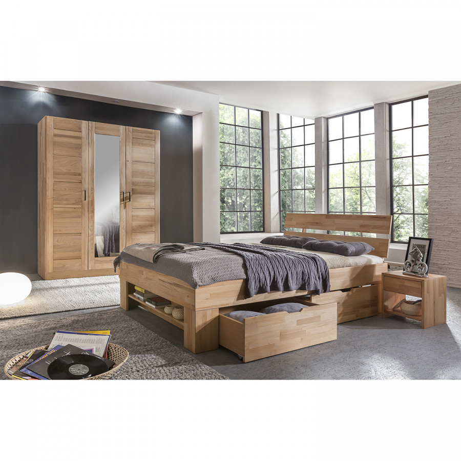 home24 modernes ars natura schlafzimmerset home24. Black Bedroom Furniture Sets. Home Design Ideas