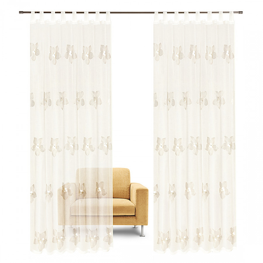 home24 moderner home24deko schlaufenschal. Black Bedroom Furniture Sets. Home Design Ideas