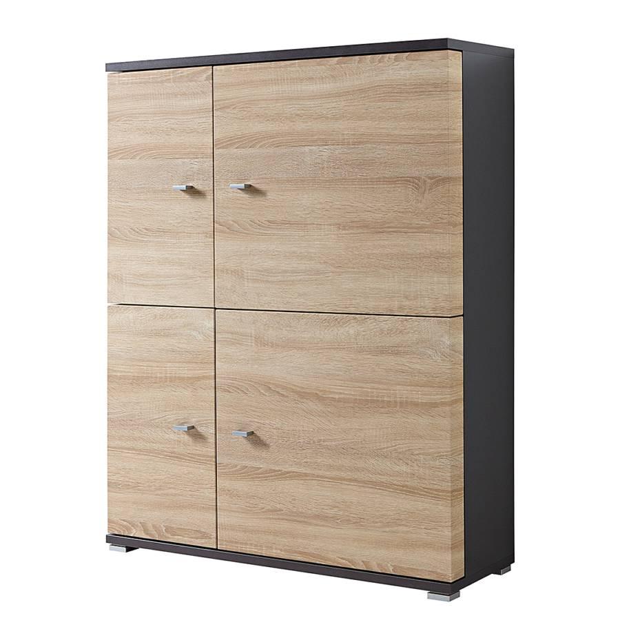 top square esszimmerschrank f r ein modernes heim home24. Black Bedroom Furniture Sets. Home Design Ideas