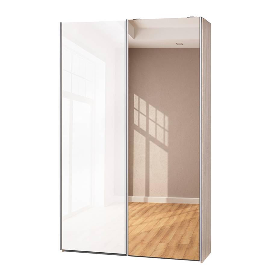 cs schmal garderobenschrank f r ein modernes heim home24. Black Bedroom Furniture Sets. Home Design Ideas