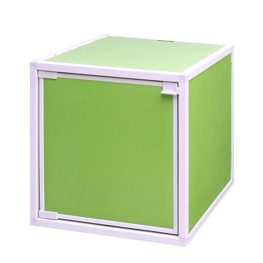 Modulares schranksystem box gr n 2er set home24 - Modulares kochen ...
