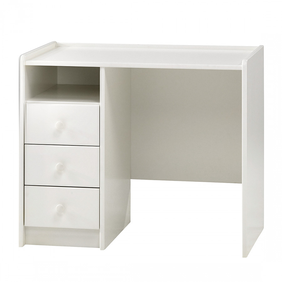 jetzt bei home24 kinder jugendschreibtisch von lars. Black Bedroom Furniture Sets. Home Design Ideas