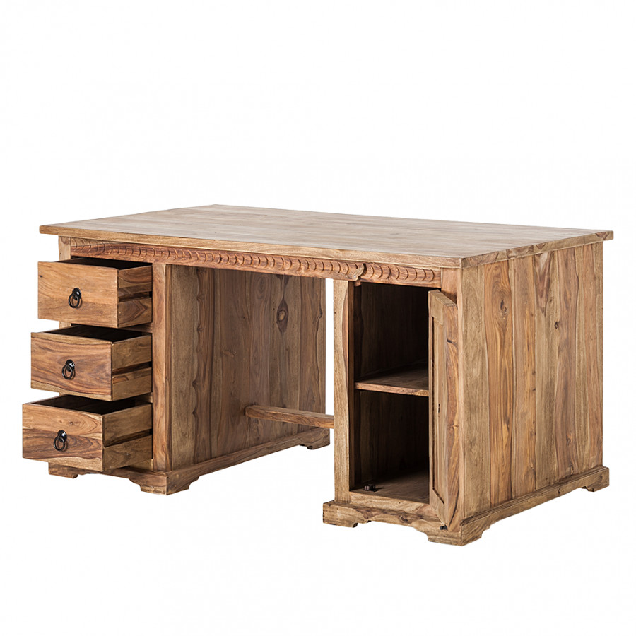 wolf m bel tisch f r ein l ndliches zuhause home24. Black Bedroom Furniture Sets. Home Design Ideas