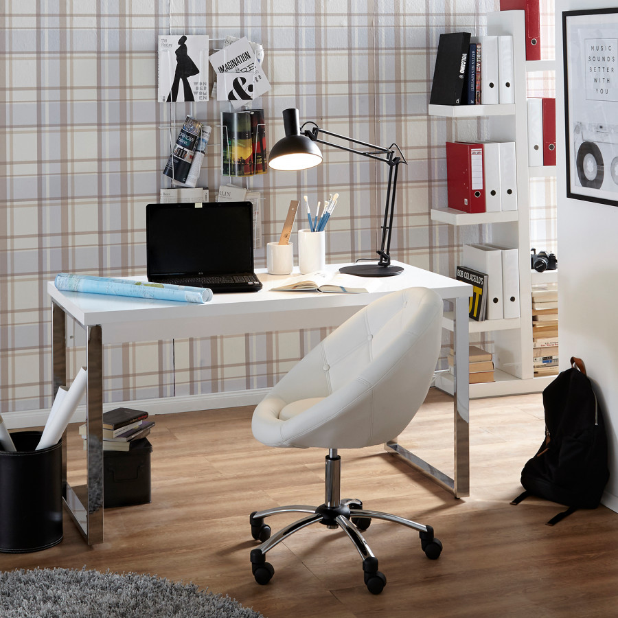 schreibtisch set paddington iii 2 teilig home24. Black Bedroom Furniture Sets. Home Design Ideas